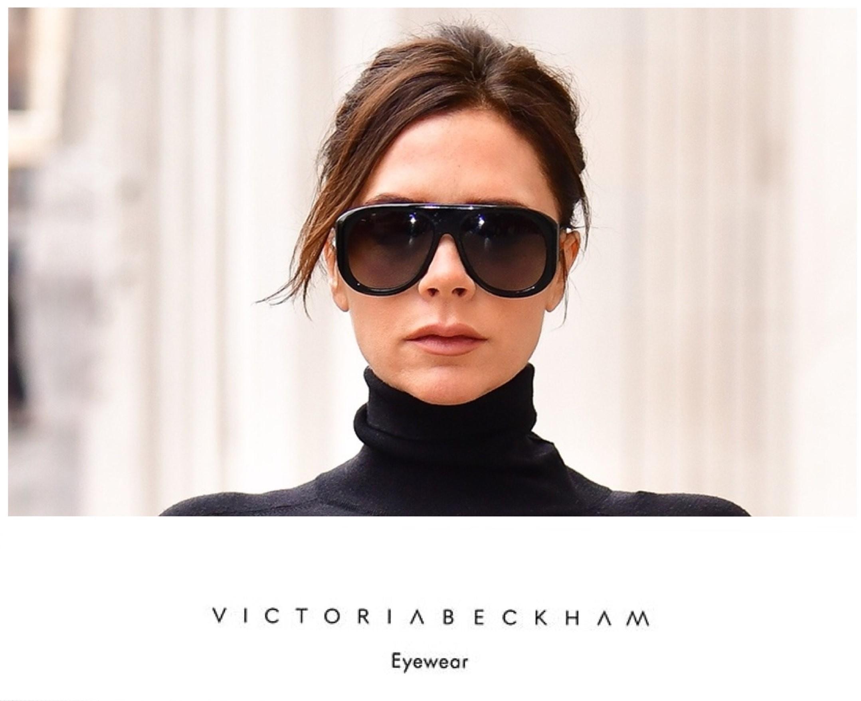 Nieuw: Victoria Beckham Eyewear