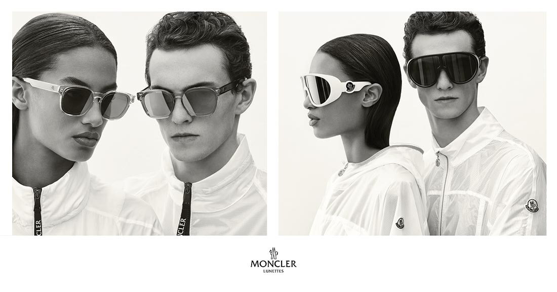 Moncler zonnebrillen